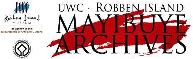 UWC Robben Island Mayibuye Archives